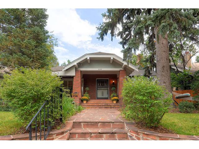 Sold! Urban Paradise in Congress Park