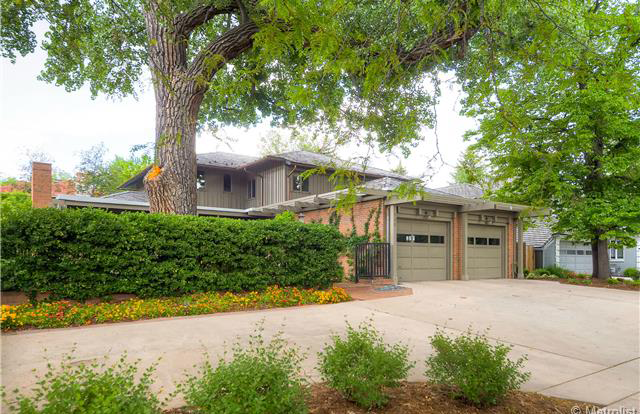 Sold: 130 Lafayette St. across from Denver Country Club