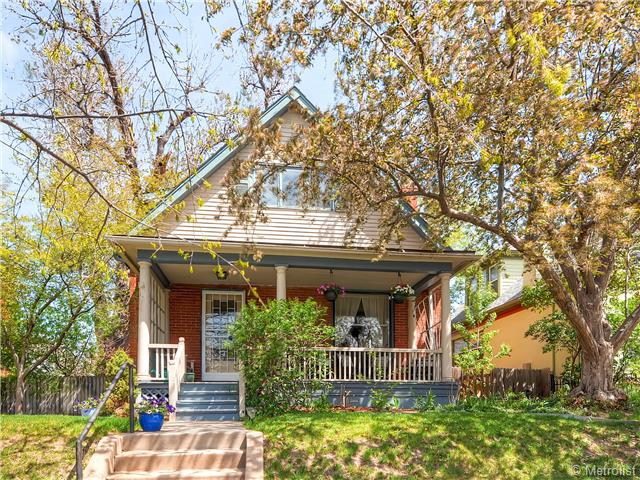 Sold! Updated Victorian in Wash Park