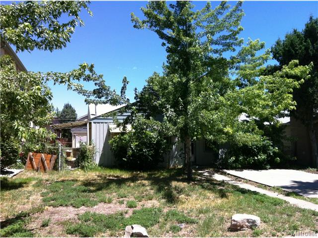 Sold! Lot with old house in Cherry Creek